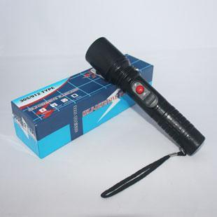 防身电击器 大功率电子防暴器+超强光照明 TW-305