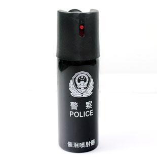 防身喷雾 辣椒喷雾 催泪瓦斯  警用催泪喷射器60ML